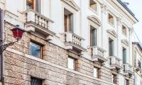 Ristrutturazione Palazzo Lampertico (Vicenza)- Progetto dello Studio Motterle