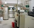 Centrale termica impianto aeraulico