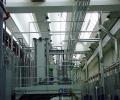 Impianto produzione industriale